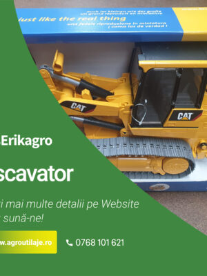 Escavator CAT JUCARIE