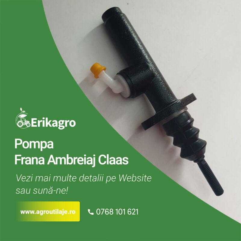 Pompa Frana_Ambreiaj Claas 2