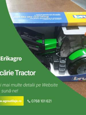 Tractor de Jucarie Bruder